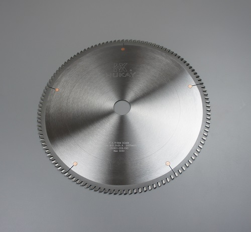 Top quality double head mitre saw 450mm 500mm aluminum and pvc profile cutting saw blade