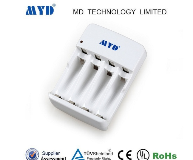 AA/AAA 2pcs/4pcs aa battery charger