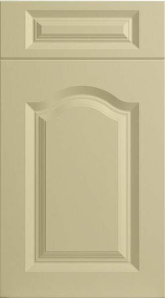 Furuniture Parts Thermofoil PVC film MDF Cabinet Door