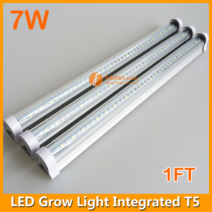 0.3M 7W LED Grow Tube Light