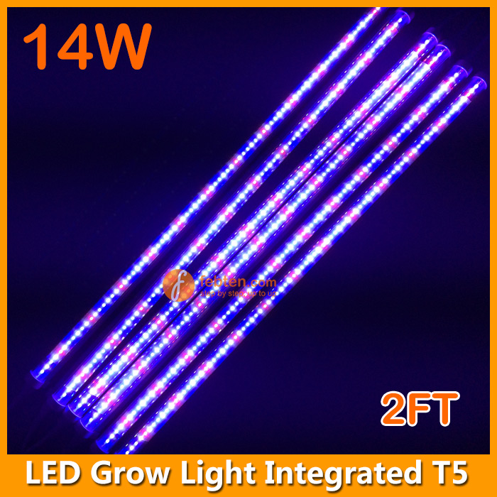 0.6M 14W LED Grow Tube Light