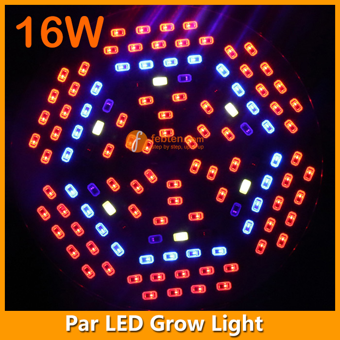 16W LED Plant Light SMD5730