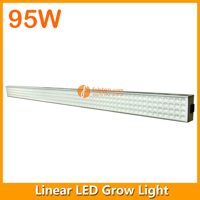 4FT 95W LED Grow Lighting