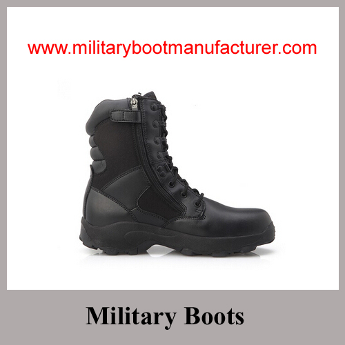 Wholesale China made Cow Suede Special Weapons and Tactics Jungle Boots