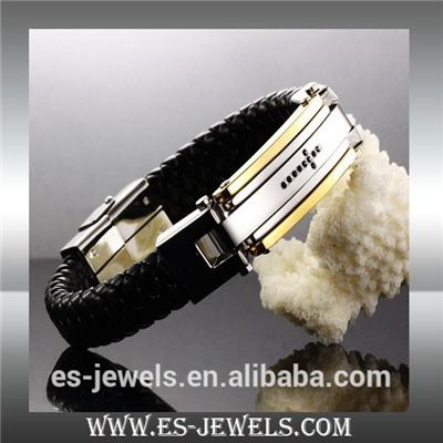 Fashionable Jewelry Cow Leather Bracelet GH918