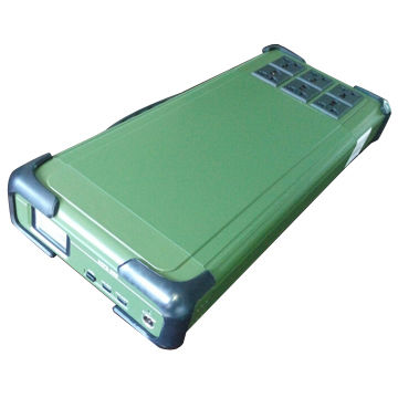 Multifunction Power Supply For Emergency Rescue, Outdoor Sport Powerful Battery Pack for Emergency Use