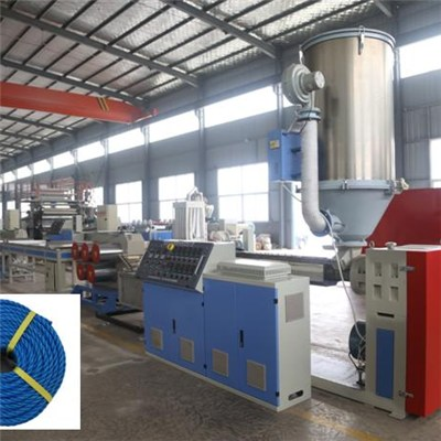 Plastic Packing Rope Filament Production Line