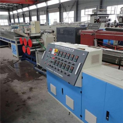 Safety Net Round Filament Drawing Extrusion Line