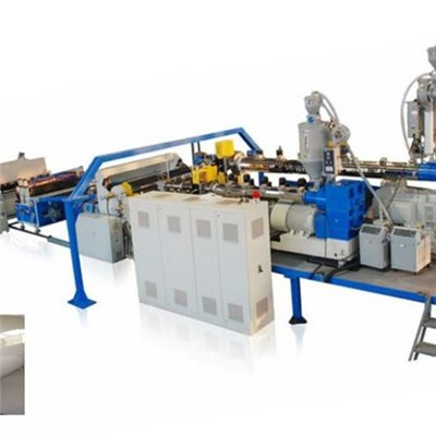 PS Sheet Extruder Production Machine