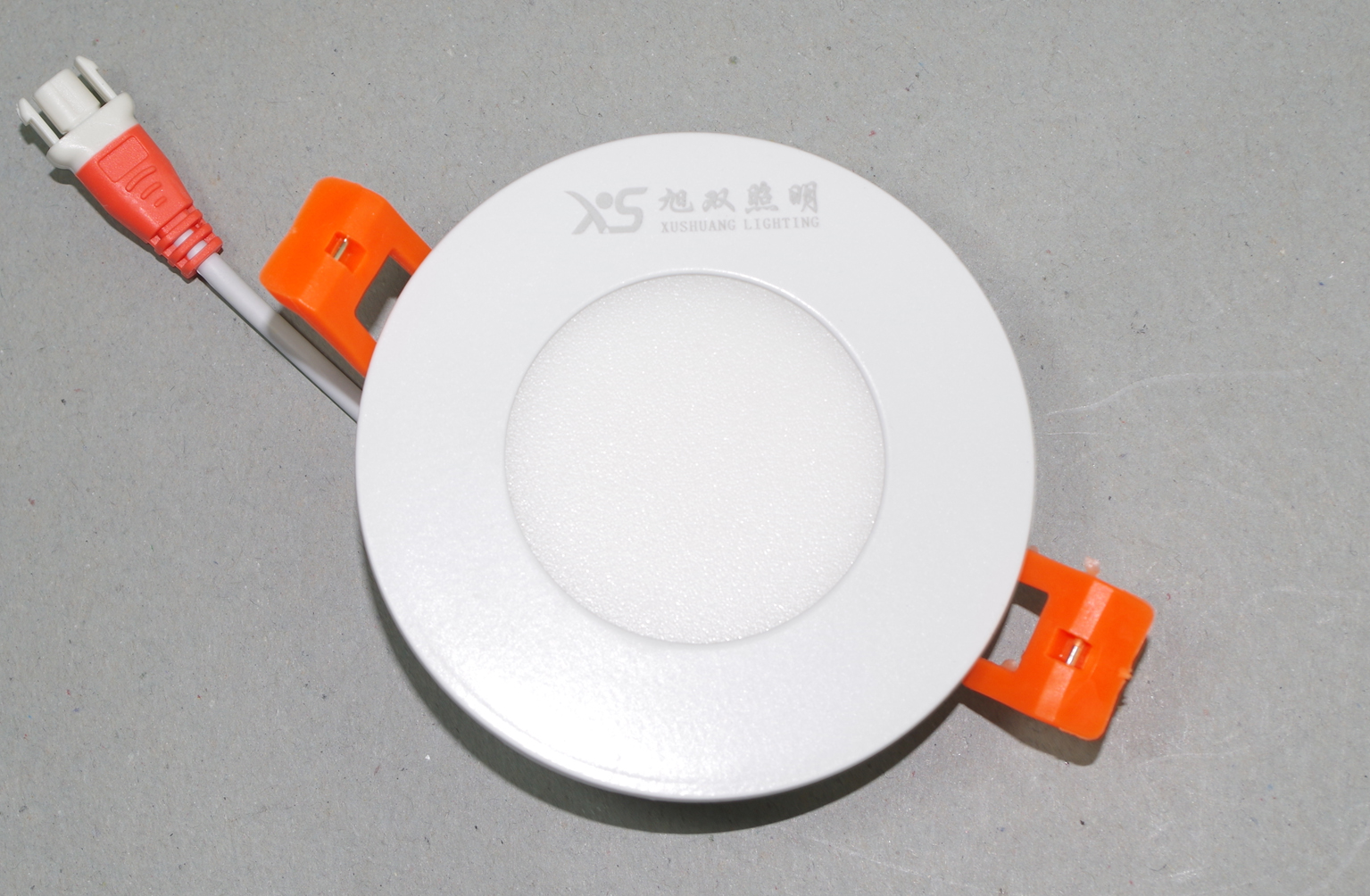 Excellent light /prevent dust effectively/easy to install/3W LED panel light