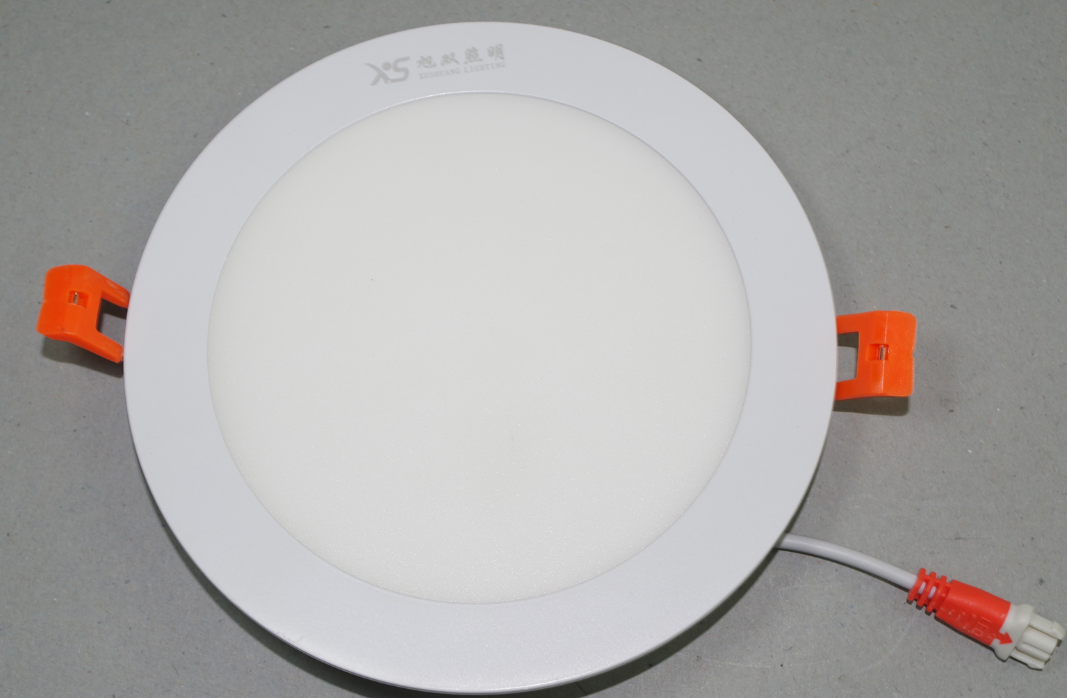 Excellent light CRI≧80 white finish LED panel light