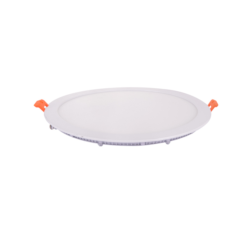 24W LED round panel light with CE RoHS certification