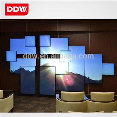 55 Irregular interactive Video Wall HD physical resolution 1920*1080 DDW-LW550HN08