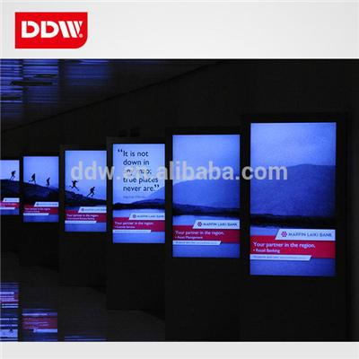 26 inches LCD screen digital poster can touch 5 ms response time DDW-AD2601SN