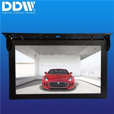 15 Inch Maximum 1280X800 resolution Digital Photo Frame Certificate CE FCC ROHS