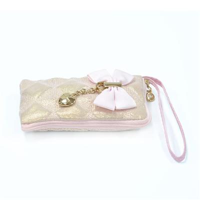 Ladies' Cute Clutch Bag With Bowknot