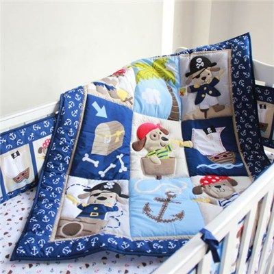 Wholesale Cartoon Style Printed Baby Quilting Comforter