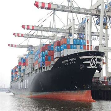 Sea freight shipping from China to Vancouver, Canada