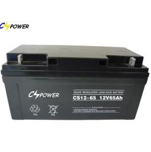 UPS Storage Battery 12V65Ah Lead Acid Battery