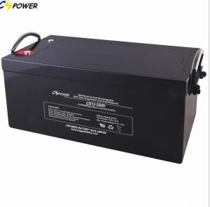 12V250Ah Long Lasting Solar Gel Battery 15-20years
