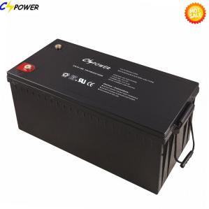Deep Cycle AGM Battery 12V180Ah Solar Battery Sealed Free Maintenance