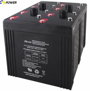 Long Life 2V2000Ah Lead Acid AGM Battery For Industry Use