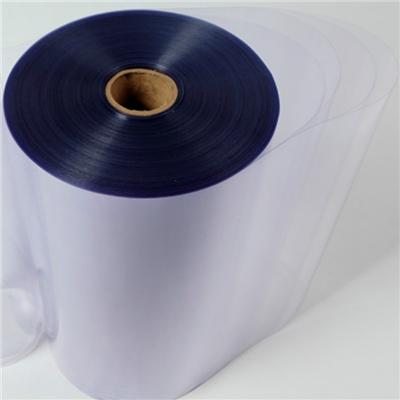 Super Clear Hard PVC Film in Roll for Package