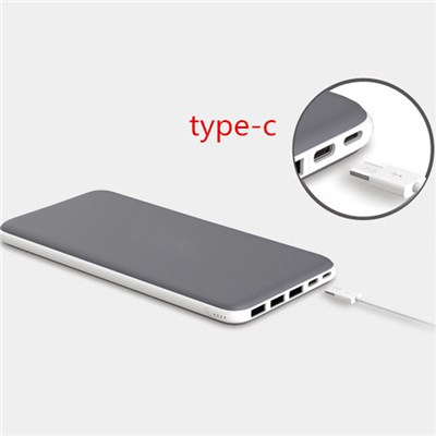 20000mAh Slim Type-c Power Bank with 3 outputs BN-P200-E