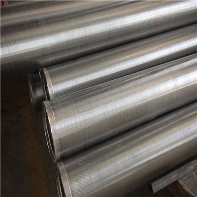 1 Inch Stainless Steel Wedge Wire Screen