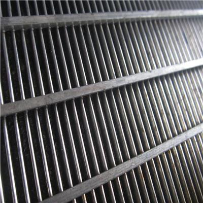 Wedge Wire Welding Sieve Screen for Sand Filtering