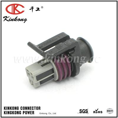 3 Way Genuine DELPHI LS TPS AEM MAP GT150 Female Auto Car Electric Connector 15397257 15397149