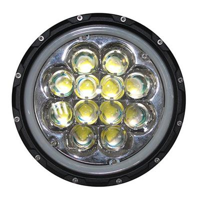 7 Inch 60W Round Led Halo Driving Light