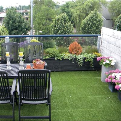 Landscape Artificial Grass For Balcony