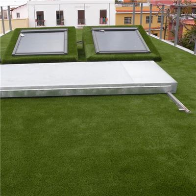 Landscape Artificial Grass For Roof Patio Deck