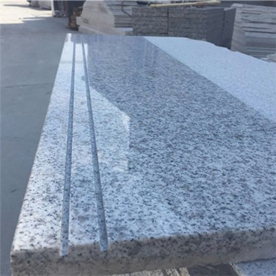 Granite Step Outdoor White Granite Stairs Building Stone G303 Step Exterior Granite Step