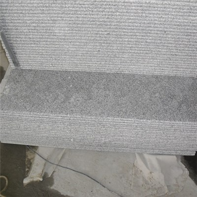 Interior And Exterior Stone G603 Granite Stairs Or Stone Granite Step And Riser
