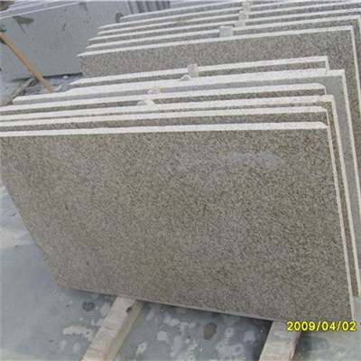 Gold Granite Stone Tile G350 Stone Wall Panel Granite Tile For Wall And Floor