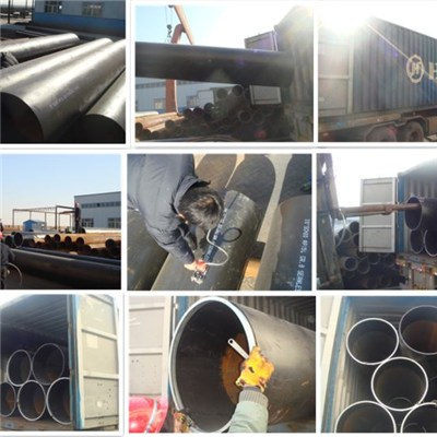 China Best ASTM A 53 Carbon STEEL PIPES ASTM A106 STEEL PIPES
