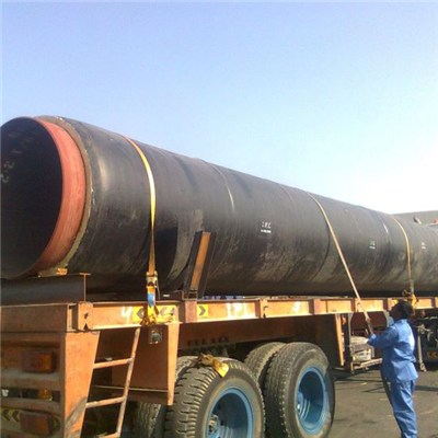 Durable Pre-Insulated Steel Pipes Insulated Pipelines Pre-insulated Piping