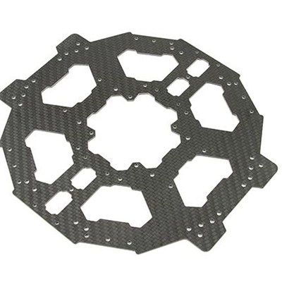 Carbon Fiber 250 Quadcopter Frame