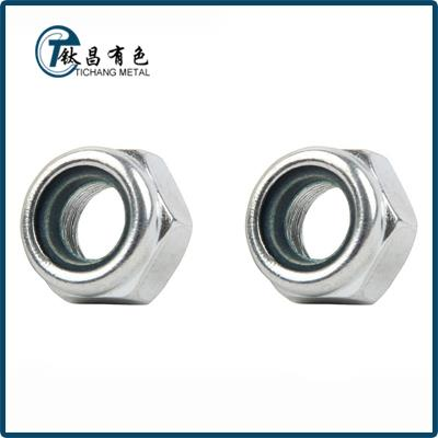 GR7 Titanium Alloy Locking Nuts
