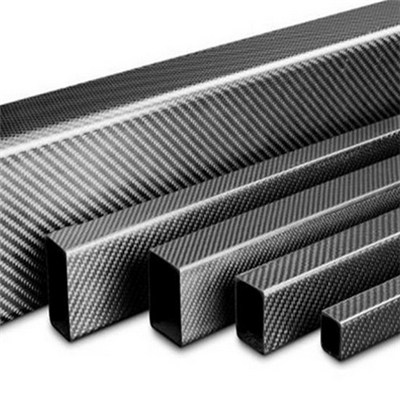 Carbon Fiber Rectangular Tubing