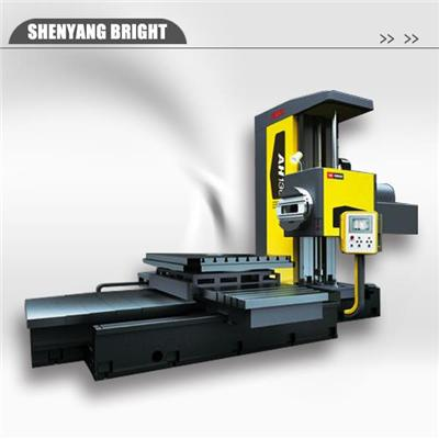 High Efficiency Easy Operation Automatic Horizontal Milling and Boring Machine