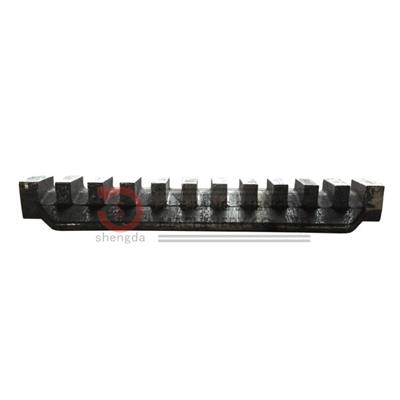 Professional Metal Crusher Alloy Steel Screen Bars Manufacturer From China