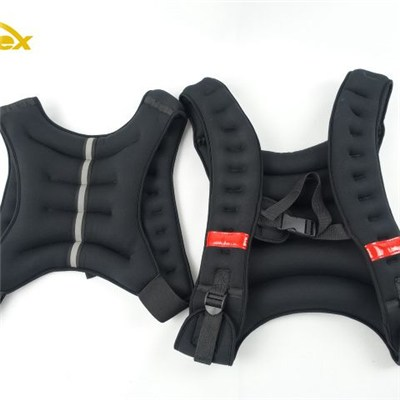Weighted Vest With Fixed Weights