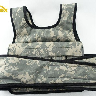Weighted Vest With Removable Weights