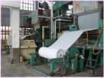 787 small capacity 1 ton toilet tissue paper making machine