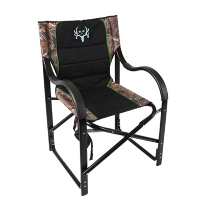 Favoroutdoor Camo Pattern Folding Director Chair With Embroidery-mountain Chair