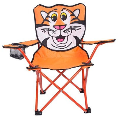 Favoroutdoor Folding Kid's Chair-Mini Tiger Chair