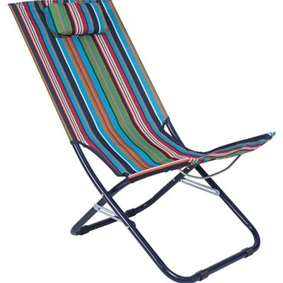 Favoroutdoor Lounger Chair - Patterned - Stripe